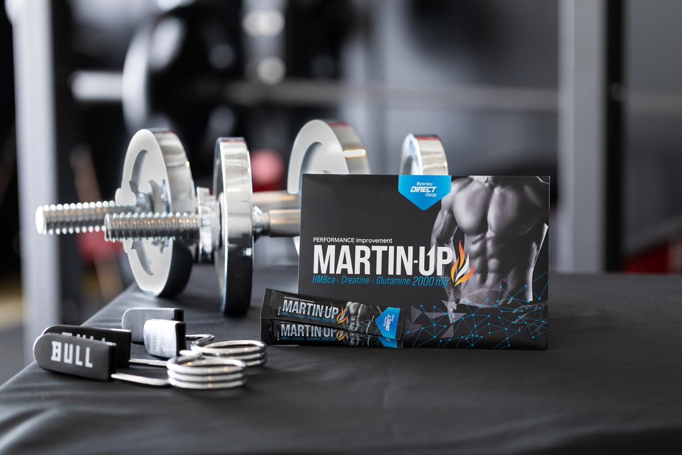 MARTIN-UP